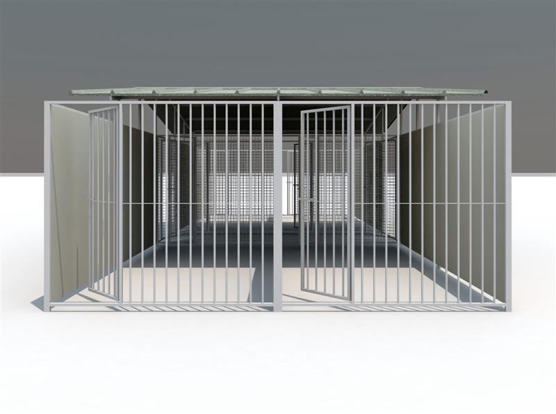 Residencia Canina de exposición