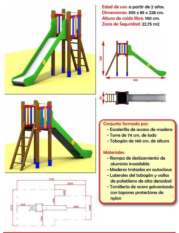 Juegos urbanos. Torre Gredos Alta